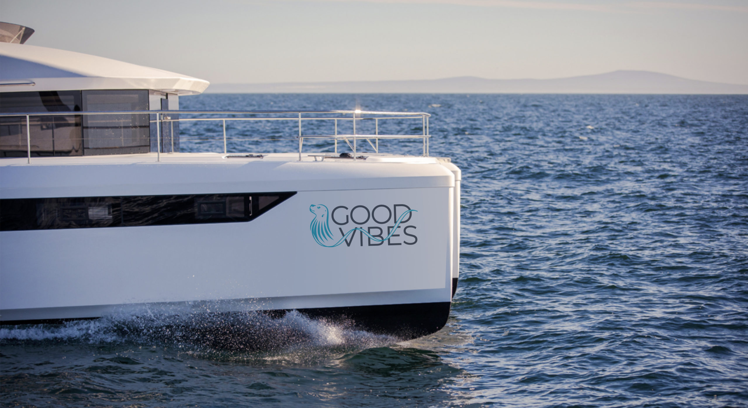 Good Vibes at sea